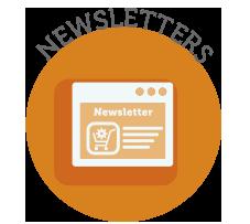 Gestión de Newsletters - Jaestic.com