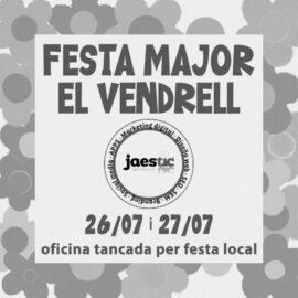 Festa Major El Vendrell